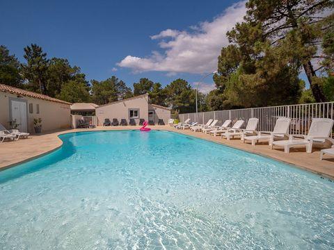 Camping  La Pinède en Provence - Camping Vaucluse - Image N°3