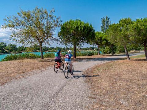 Camping  La Pinède en Provence - Camping Vaucluse - Image N°14