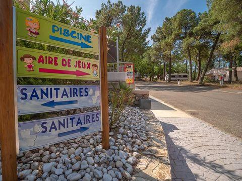 Camping  La Pinède en Provence - Camping Vaucluse - Image N°21