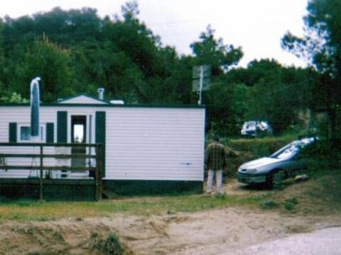 Camping aire naturelle la Cambuse - Camping Vaucluse