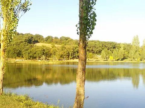 Camping du Lac de Parisot - Camping Tarn-et-Garonne - Image N°5
