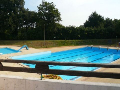 Camping aire naturelle Municipale - Camping Landes