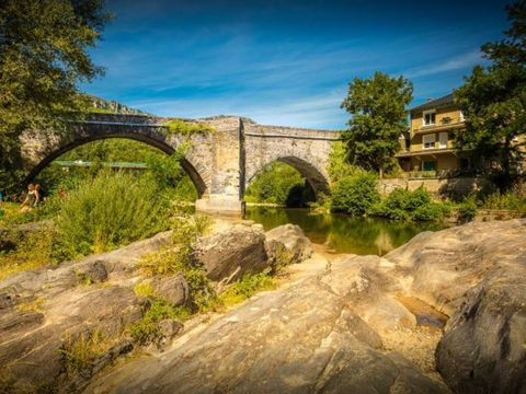 Flower Camping le Pont Du Tarn - Camping Lozere - Image N°15