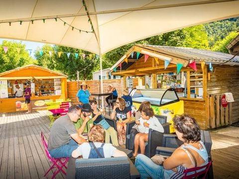 Flower Camping le Pont Du Tarn - Camping Lozere - Image N°10