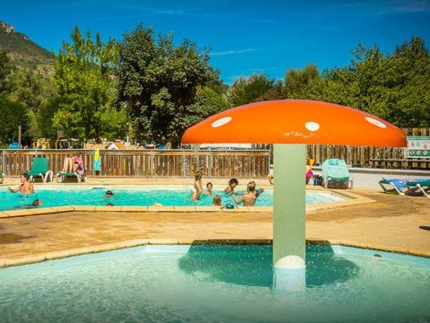 Flower Camping le Pont Du Tarn - Camping Lozere - Image N°2