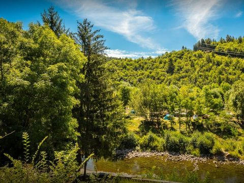 Flower Camping le Pont Du Tarn - Camping Lozere - Image N°13
