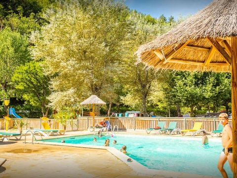 Flower Camping le Pont Du Tarn - Camping Lozere - Image N°3