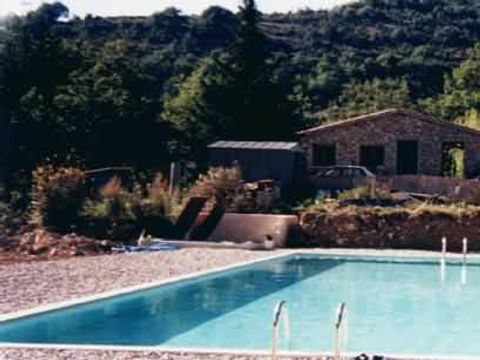 Camping aire naturelle Ubertrop - Camping Drome - Image N°2