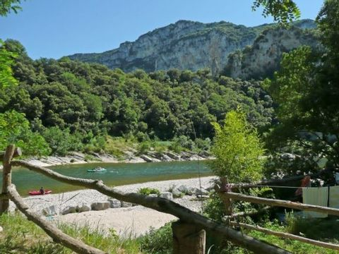 Camp Des Gorges - Camping Ardeche - Image N°2