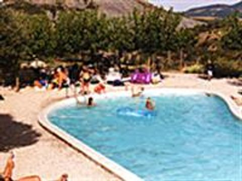 Camping aire naturelle Le Gessy - Camping Drome - Image N°3