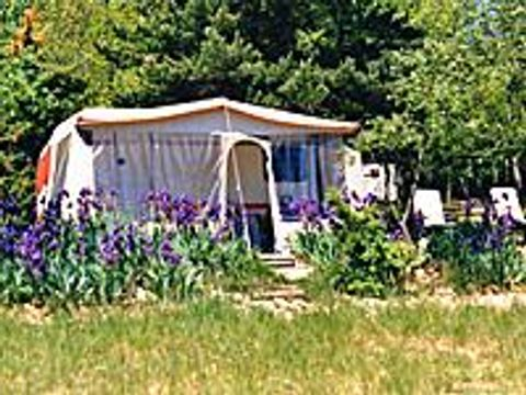 Camping aire naturelle Le Gessy - Camping Drome