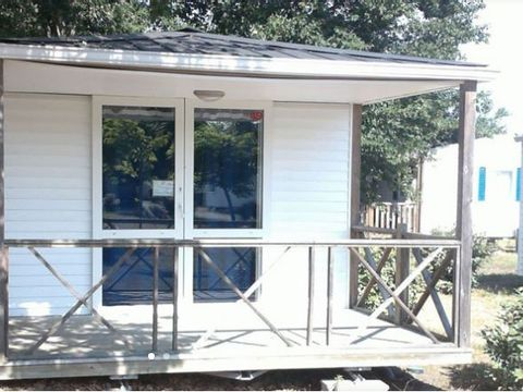 MOBILHOME 4 personnes - Lodge 4