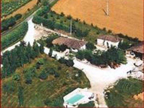 Camping à la ferme Les Glaudes - Camping Lot-et-Garonne - Image N°3