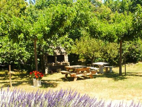 Camping aire naturelle Les Ecureuils - Camping Ardeche