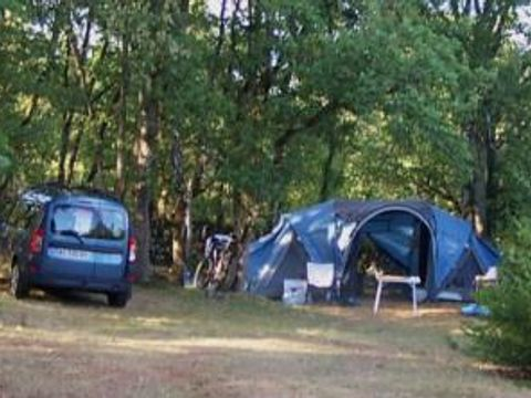 Camping aire naturelle Du Causse - Camping Aveyron