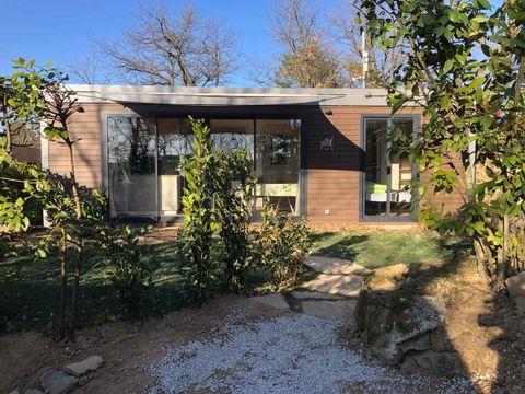 MOBILHOME 6 personnes - Ciclamino Garden Plus