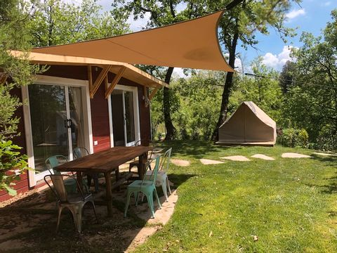 MOBILHOME 7 personnes - Country