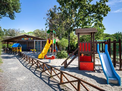 Camping & Village Montescudaio - Camping Pise - Image N°11