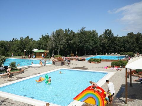 Camping & Village Montescudaio - Camping Pise - Image N°9