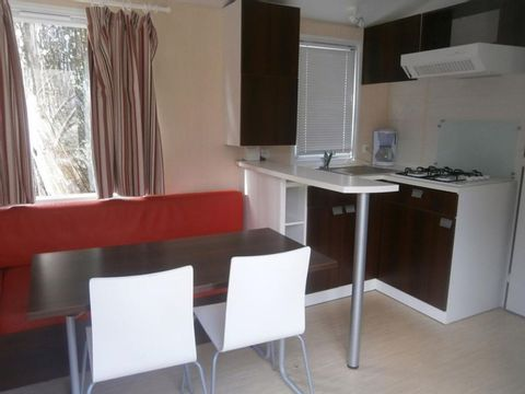 MOBILHOME 6 personnes -