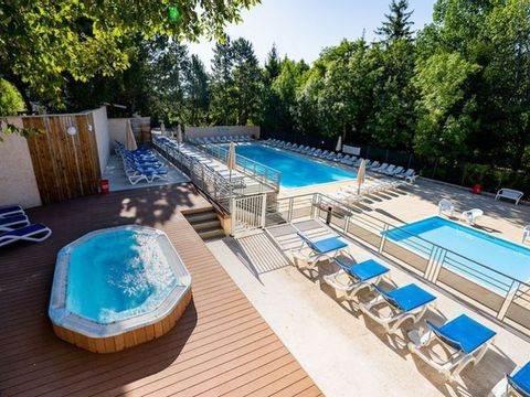 Camping Alpes Dauphiné - Camping Hautes-Alpes