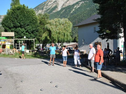 Hautes-Alpes  Camping Les Auches - Camping Hautes-Alpes - Afbeelding N°8