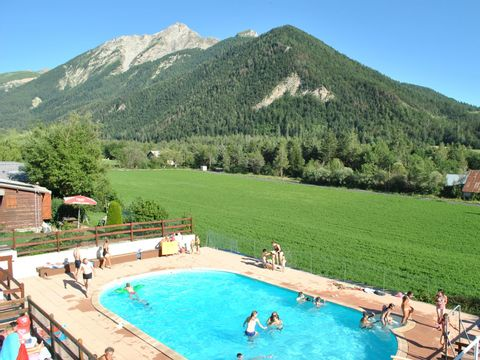Hautes-Alpes  Camping Les Auches - Camping Hautes-Alpes - Afbeelding N°3