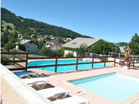 Hautes-Alpes  Camping Les Auches - Camping Hautes-Alpes - Afbeelding N°2