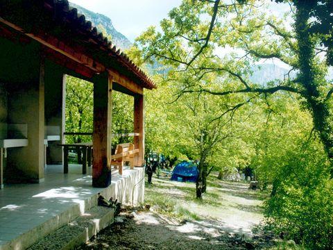 Camping aire naturelle de La Briance - Camping Drome