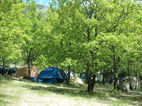 Camping aire naturelle de La Briance - Camping Drome - Image N°3