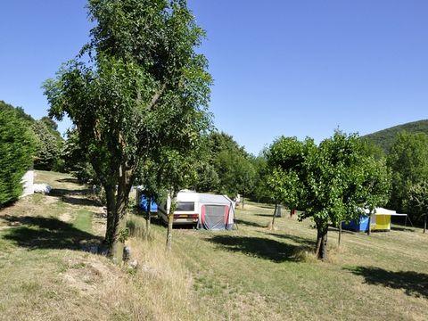 Camping aire naturelle de La Famille Du Cheminot - Camping Ardeche