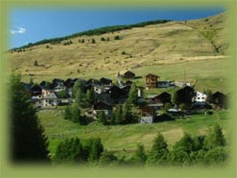 Camping aire naturelle Chanterane - Camping Hautes-Alpes