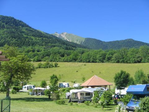 Belle Roche - Camping Sites et Paysages - Camping Isere - Image N°2