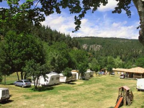 Camping Le Vieux Moulin - Camping Lozere