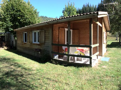 Camping Le Vieux Moulin - Camping Lozere - Image N°4
