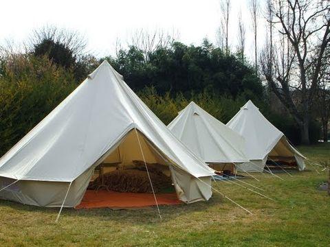 Camping à la ferme du Mont Inaccessible - Camping Isere