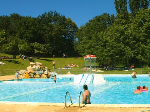 Aux Etangs du Bos - Camping Dordogne - Image N°3