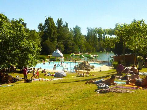 Aux Etangs du Bos - Camping Dordogne - Image N°2