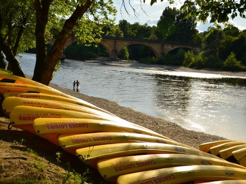 Dordogne  Camping Les Belles Rives - Camping Paradis - Camping Dordogne - Afbeelding N°15