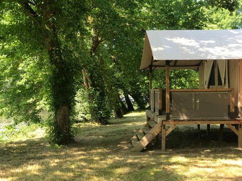 Dordogne  Camping Les Belles Rives - Camping Paradis - Camping Dordogne - Afbeelding N°4