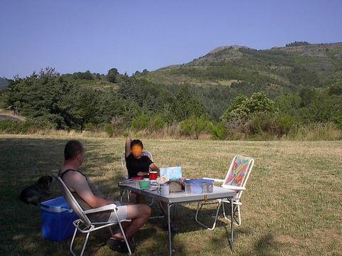Camping a la ferme de Magnaudès Magnaudès - Camping Ardeche