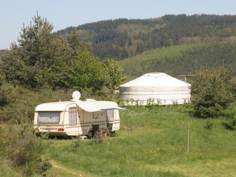 Camping à la ferme Bastier - Camping Ardeche - Image N°3