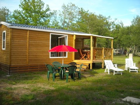 Camping aire naturelle Les Fougeres - Camping Gironde - Image N°2