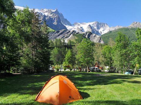 Camping aire naturelle De La Meije - Camping Hautes-Alpes - Image N°3