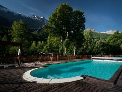 Camping aire naturelle De La Meije - Camping Hautes-Alpes - Image N°2