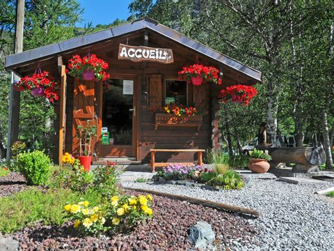 Camping aire naturelle De La Meije - Camping Hautes-Alpes