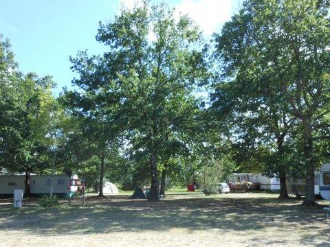 Camping aire naturelle La Pignada - Camping Gironde