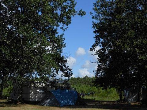 Camping aire naturelle La Pignada - Camping Gironde - Image N°2