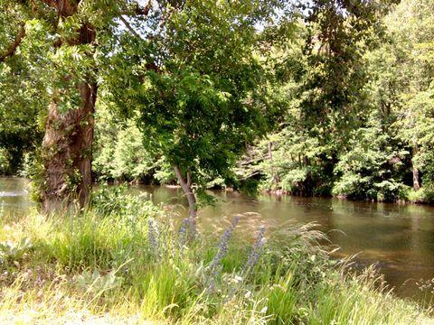 Camping aire naturelle Municipale Au Fil de L'eau - Camping Haute-Loire