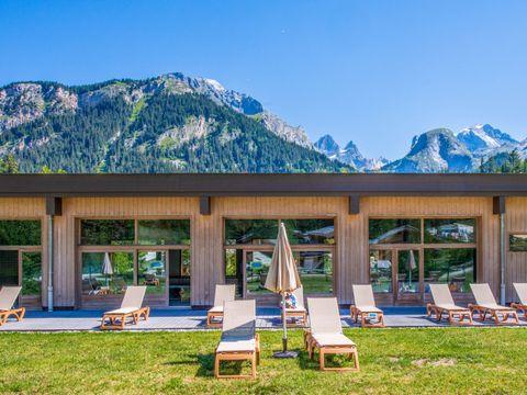 Camping Alpes Lodges Le Parc Isertan - Camping Savoie - Image N°3